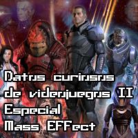 Datos curiosos de videojuegos (II) – Especial Mass Effect