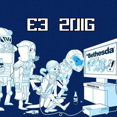 [E3 2016] Resumen conferencia Bethesda