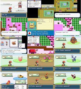 Imágenes recopilatorias de Pokémon Sweet 2th