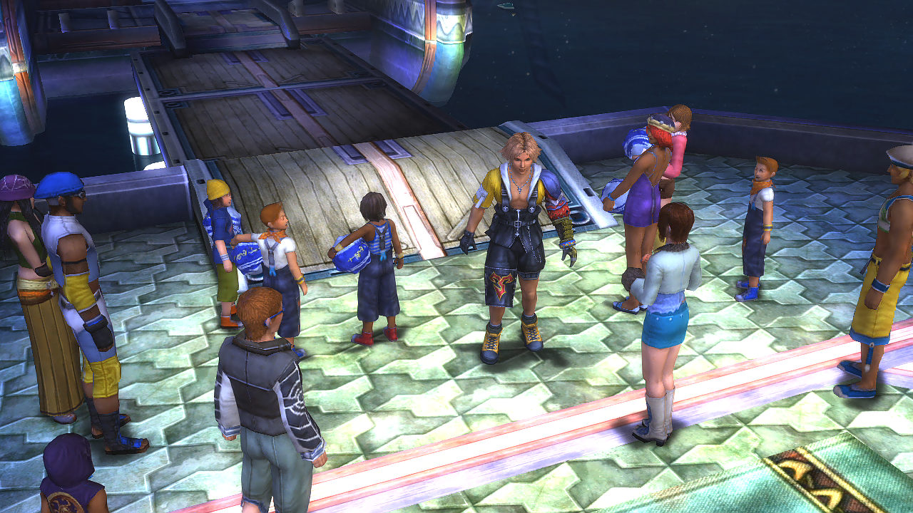 Vita_Final Fantasy X Remaster