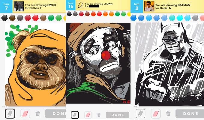 draw something art